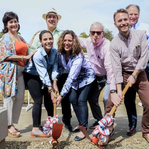 New 69,000 square foot facility ground breaking